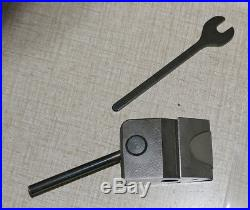 Emco Maximat 7 Lathe Tripan P Quick Change Tool Post Swiss 0605