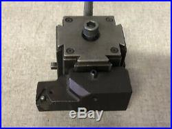 Emco Maximat Super 11 Lathe Fims Tri Wedge Quick Change Tool Post With 7 Holders