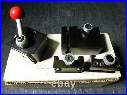 Emco Unimat 3 Prazi Lathe Jewelers Lathe Quick Change Tool Post Machinist Tools