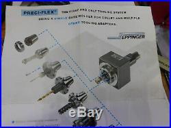 Eppinger Preci-Flex Live Tooling Quick Change System Kit