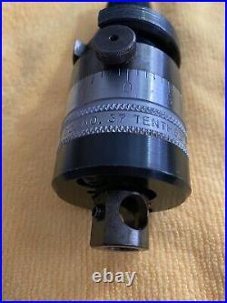 Erickson 261207500 30NMTB Quick Change Tool Holder with # 37.0001 Boring Head