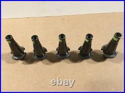 Erickson #30NMTB 5 PIECE SET quick change tool holder DA300. 2-10-207-309. A