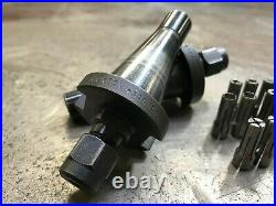 Erickson Quick Change Tool Holders X 2 with 12 Collets 30NMTB