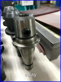 Erickson Tool #40 NMTB Quick Change Tool Holders (Lot of 44 Tool Holders)