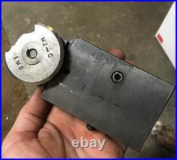 FIMS Quick Change Metal Lathe Tool Post IMS 4 F M2-C Threading Holder Wedge