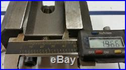 FIMS Tri Post model 4 quick change tool post with four tool holders