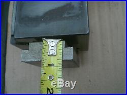 Genuine Aloris CXA Quick Change Lathe Tool Post Holder with 5 holders