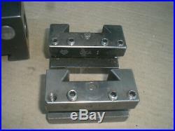 Genuine Aloris CXA Quick Change tool holders 7pcs CXA1 CXA5 CXA7 CXA41