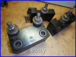 Genuine Aloris Da8 Da1 Da4 Quick Change Metal Lathe Tool Holder