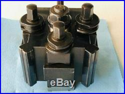 Genuine Rapid Original Type B Quick Change Tool Post excellent condition