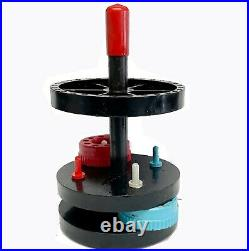 Grs Tools Used Benchmate Carousell Holder Gravers Quick Change Adapaters