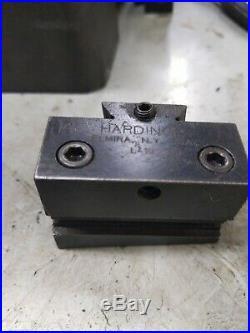 Hardinge quick change tool holder L -19 cut off holder