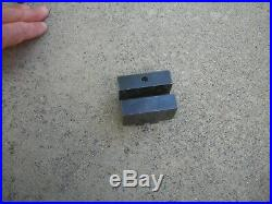 Hardinge quick change tool holder L -22 south bend logan atlas lathe fits L-18