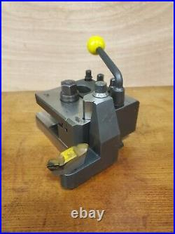 Impero Quick Change Tool Post RH/LH Cutters And Boring Bars Excellent Condition