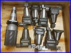 KAISER 50 Taper Quick Change Boring Heads Tooling System Milling Jig Borer Tools