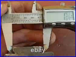 KDK 100 SERIES QUICK CHANGE TOOL POST block holder post clausing sheldon lathe