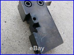 Kdk 000 Series Tool Post And 2 Tool Holders