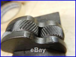 Kdk-207 Metal Lathe Quick Change Knurling Tool Machinist Tooling