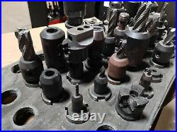 Large Lot NMTB30 Quick Change Tooling Holder Criterion Alberecht Carboly Bison
