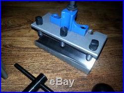 Lathe 40 Position Professional Multifix (B2) type = Quick Change Tool Post Kit
