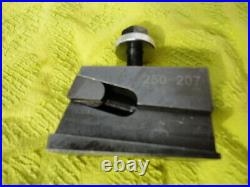 Lathe Medium Tool Post with Quick Change Tool holders for 5/8 tooling