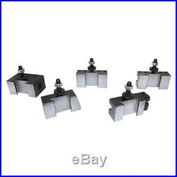 Lathing 250-222 250-201 Holder 10-15 CNC Lathe BXA Wedge Quick Change Tool Post