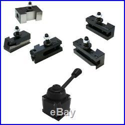 Lathing 250-401 Holder 14 20 Inch CNC Lathe BXA Wedge Quick Change Tool Post