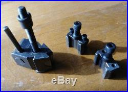 Levin 011 41 Quick Change Tool Post and Two Holders