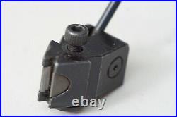 Levin Tripan 011 quick change tool post holder levin lathe watchmaker lathe