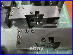 Machinist Tools Quick Change Tool Holder Kdk 0 Series Lot (12)
