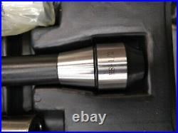 Machinist r/8 quick change tooling