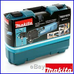 Makita TM3010CK Oscillating Multi-Tool Quick Change Blade 240V + 20pc Acc Set