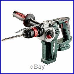 Metabo KHA18LTX 24 18V Quick Change Brushless SDS+ Hammer Drill Body Only