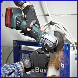 Metabo W18LTX115 18v Li 115m Cordless Angle Grinder Quick Change Blade 602170840