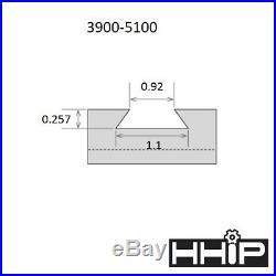 Mini 0xa Quick Change Tool Post & Holder Set (3900-5100)