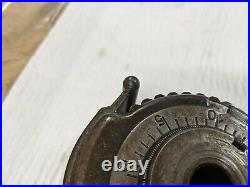 Multifix B quick change lathe tool post Haase German-made Multiquick 40-position