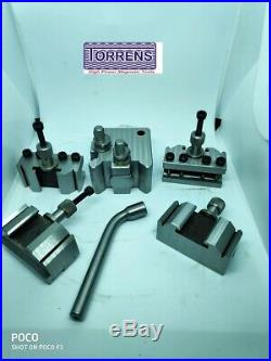 My Ford T37 Quick Change Toolpost 5 Pieces Set Lathe Premium Quality Tool post