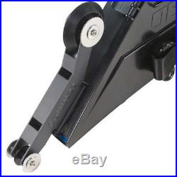 NEW! Delko ZUNDER Drywall Banjo Taping Tool with Quick-Change Inside Corner Wheel