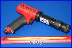 NEW Snap-On Tools Red Super-Duty Quick Change Chuck Air Hammer PH3050BR
