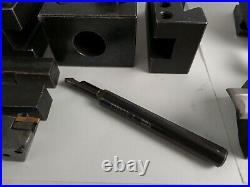 NICE YUASA 740-300 QUICK CHANGE TOOL POST Holder CXA tooling