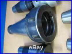 NIKKEN NMTB-50 QUICK CHANGE TT-45 MASTER With14 TOOL HOLDERS 3/8 1-1/4, MT