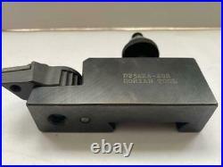 New Dorian AXA Quick Change Universal Indexable Lathe Cutter Tool Holder