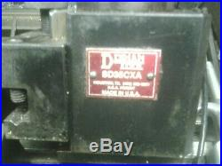 Nice Dorian Cxa Sd35cxa Quick Change Tool Post With 3 Holders 2-turning, 1 Boring