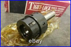 Nikken Tight-Lock Quick Change Tool Master Holder R8 Master Bridgeport Mill New
