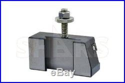 OUT OF STOCK 90 DAYS 13-18 Cxa Quick Change Post Universal Parting Blade Tool H
