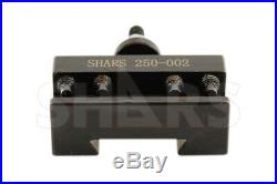 OUT OF STOCK 90 DAYS SHARS Up to 8 OXA Quick Change CNC Tool Post 2 Turning Faci