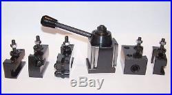 OXA Wedge Type Tool Post Mini Lathe up to 8