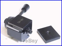 OXA Wedge Type Tool Post Set 250-000 For Mini Lathe up to 8