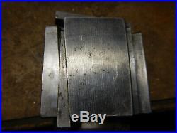 Older Genuine Aloris Cxa Quick Change Tool Post Turret For Metal Lathe