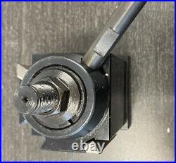 Opened Wedge Type Quick Change Toolpost Set Axa 251-111 Tool Post, Free Shipping
